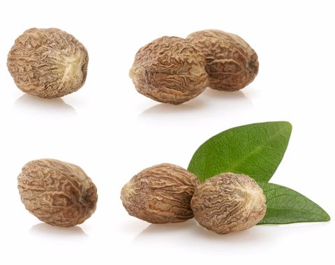 Nutmeg Essential Oil (Myristca Fragrans)