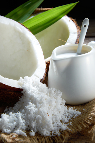 Virgin Coconut Oil (Virgin Cocos Nucifera)
