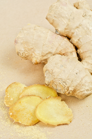 Ginger Essential Oil (Zingiber Officinale)