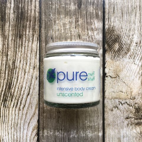 Intensive Body Cream - Unscented